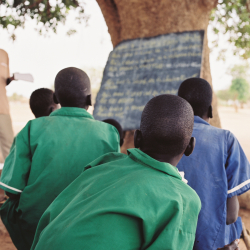 Education in humanitarian contexts