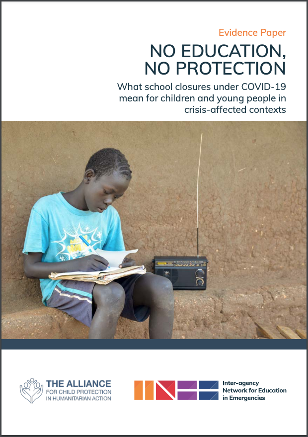 No Protection, No Education cover